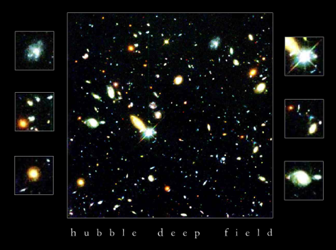 Video still from HubbleSite