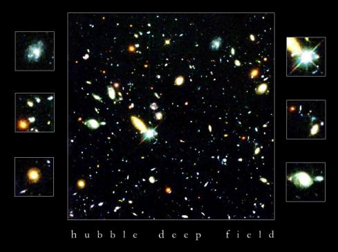 Video still from HubbleSite