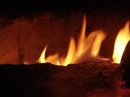 Original campfire photo